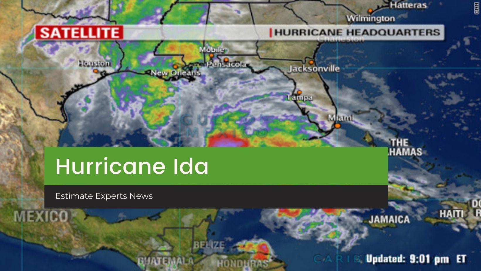 Ida's Wrath