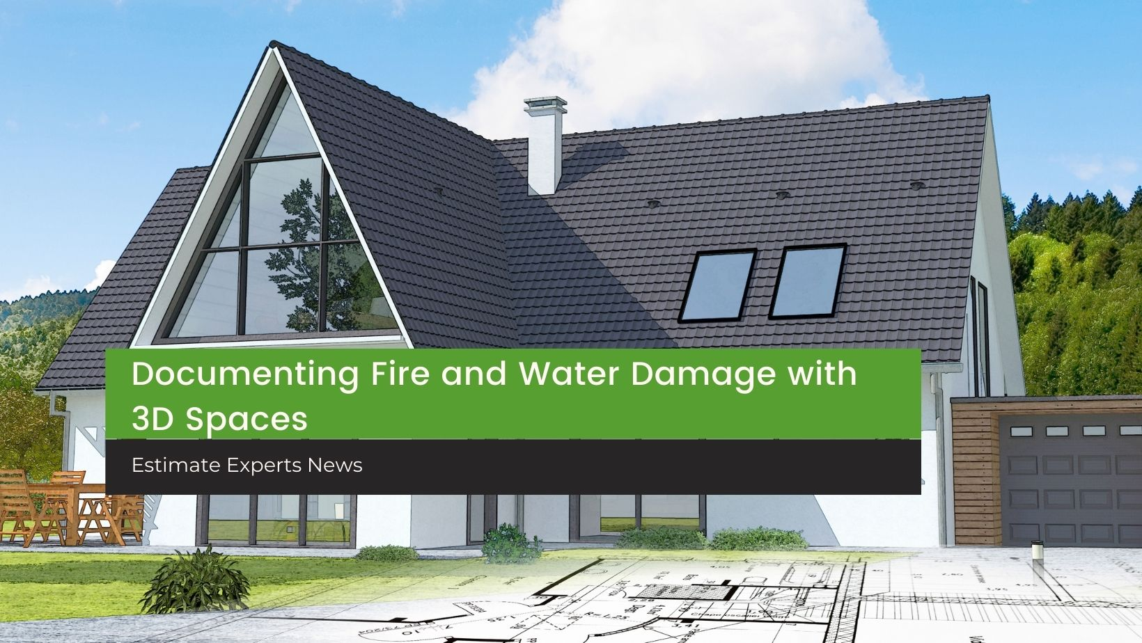 Documenting Fire and Water damage with 3D Spaces!